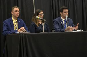 Student Government Association Debate