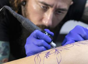 Being homesick led Carl Prust to tattooing