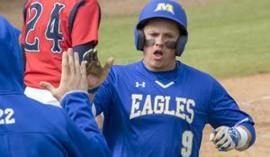 Eagle baseball sweeps Belmont