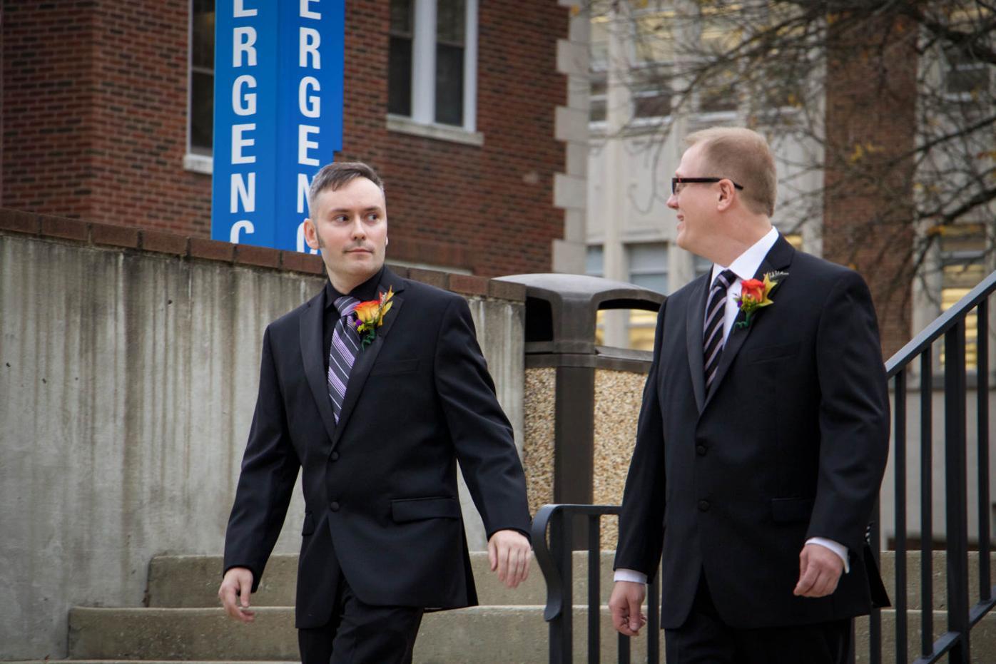 Moore and Ermold Wedding