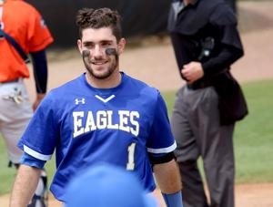 Baseball Plays Home-Run Derby in Doubleheader Sweep Over UT Martin