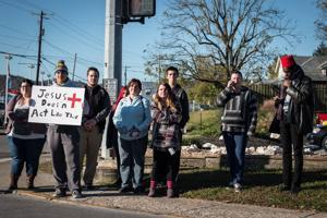 Westboro Baptist Church Visits Morehead