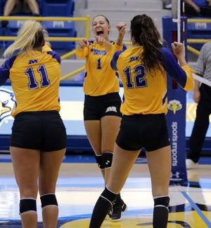 Volleyball Tunes up for 2018 Campaign Friday Night Versus Bellarmine
