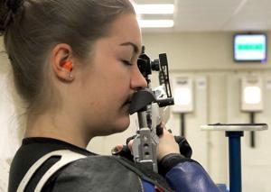 MSU Rifle shoots over VMI