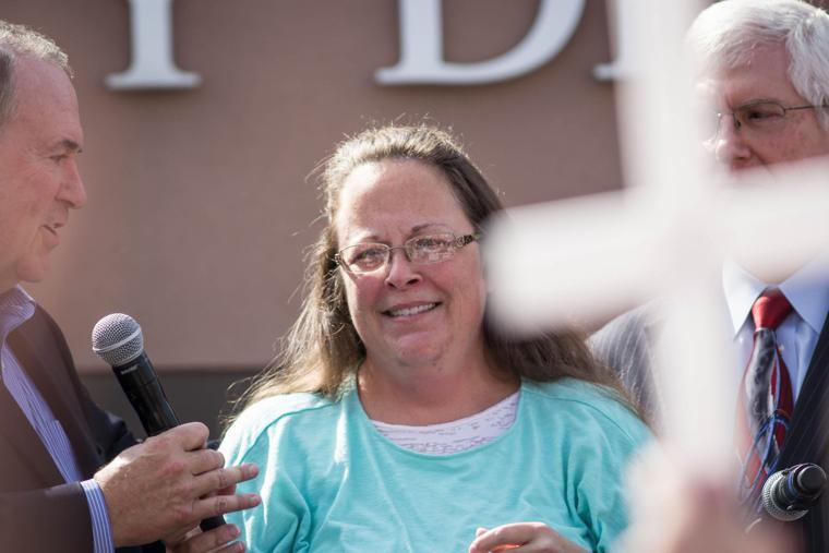 Kim Davis Released
