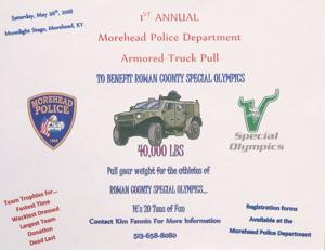 First annual truck pull to be held May 26