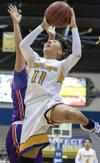 MSU basketball star grew up on the gym court