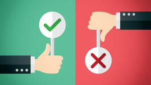 Opinion: How to handle criticism