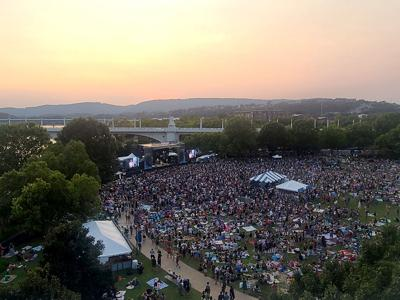 Moon River Festival Brings New Music and Business to Chattanooga
