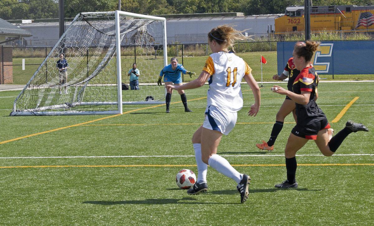 UTC vs Virginia Military Institute Women's Soccer