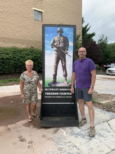 March to Freedom: Pair planning Olyphant park to honor veterans