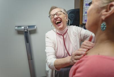Caring from the heart: Nun dedicates career to HIV/AIDS patients