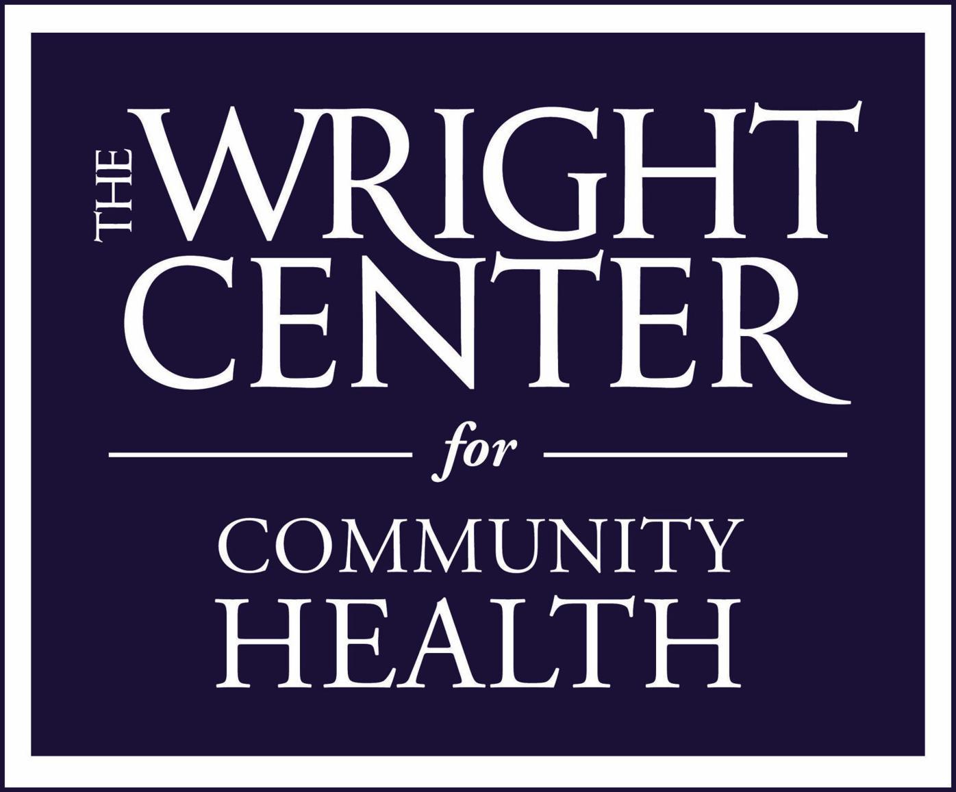 Wrght Center logo