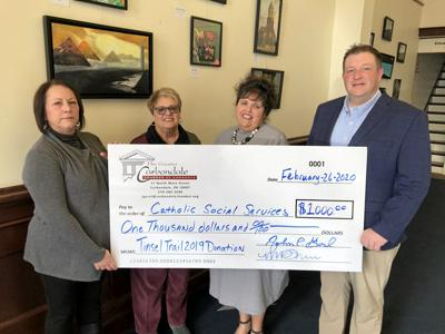 Carbondale chamber supports Catholic Social Services