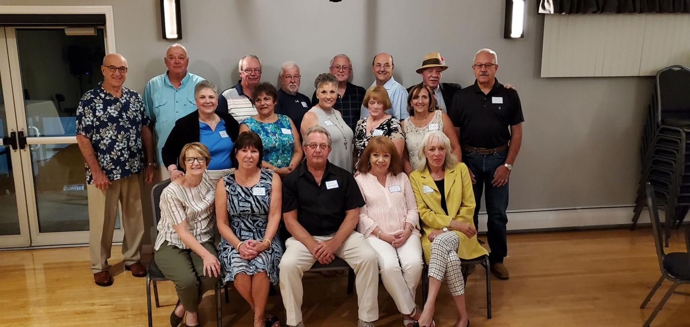 Mid Valley Class of 1971 celebrates 50 years