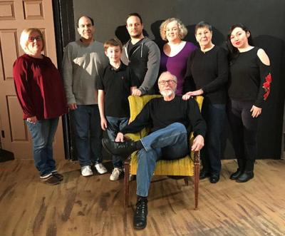 Local residents act in 'On Golden Pond'