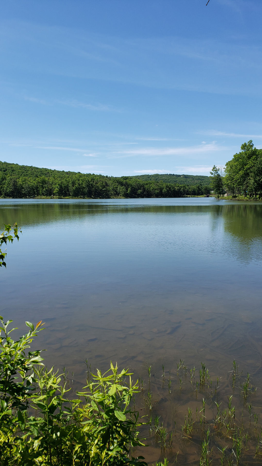 Dunmore Reservoir No. 1