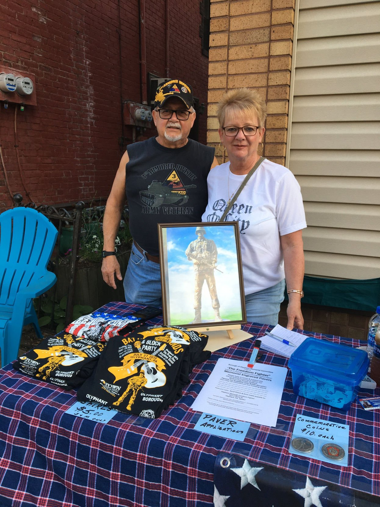 Third Thursday showcases Olyphant's offerings