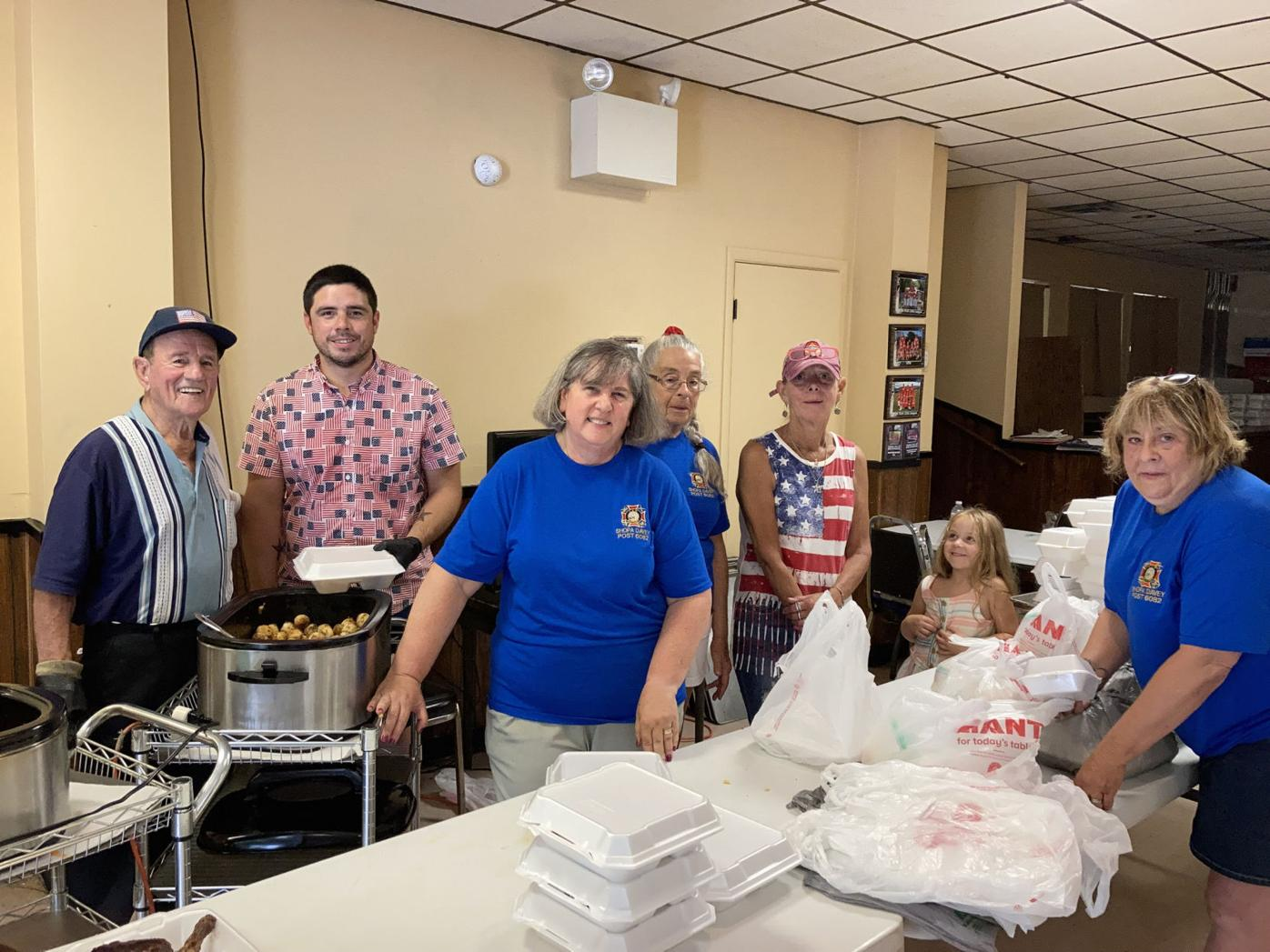 VFW fundraiser grills and thrills