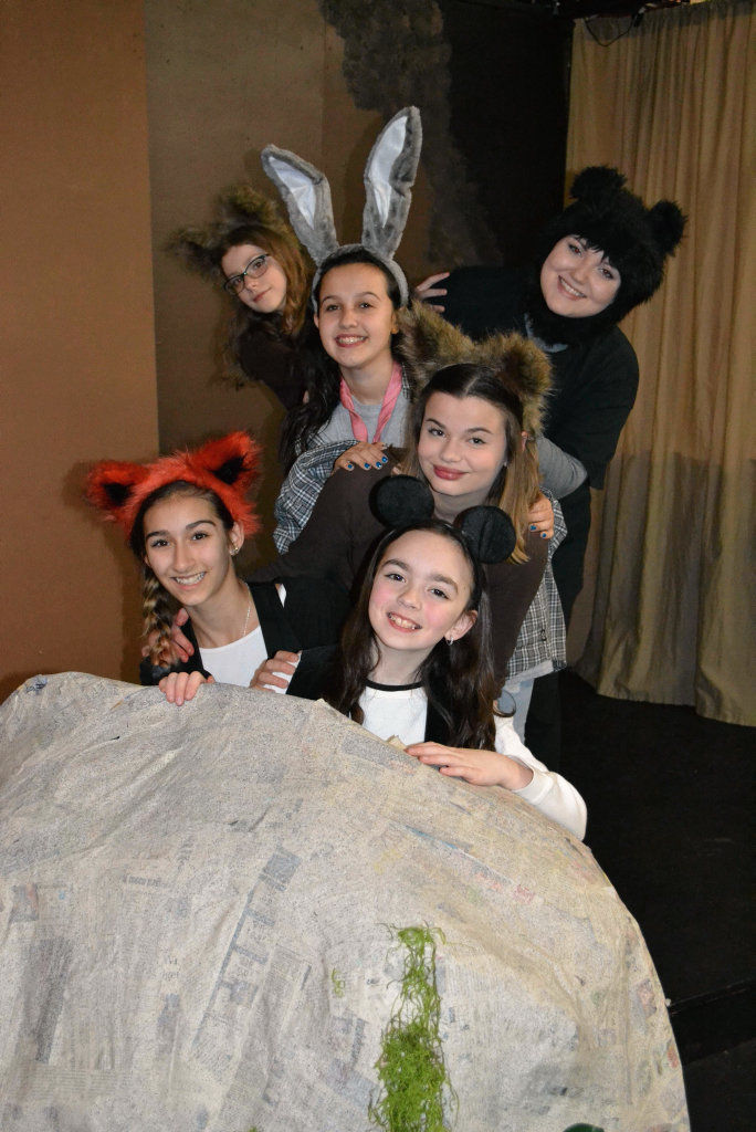 Act Out Theatre Group presents 'Peter Pan'