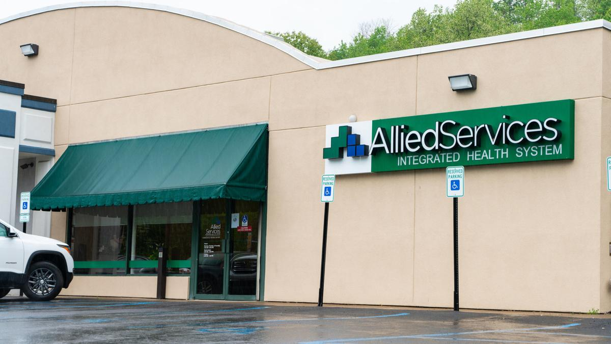 Allied Services Carbondale Rehab Center reopened earlier this month after a two-week closure so staff could complete safety measures amid the coronavirus pandemic. SUBMITTED PHOTO
