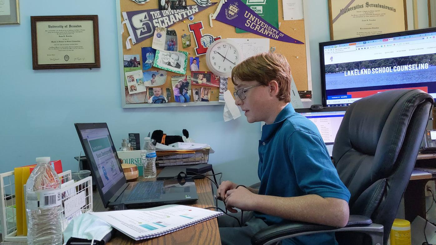 A teaching moment: Mid Valley freshman uses diagnosis to educate, advocate