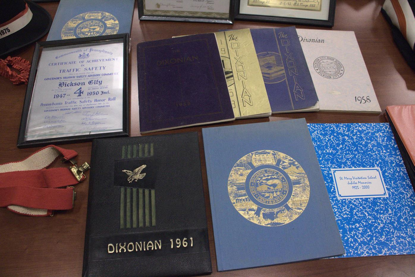 Collecting a history: Committee seeks artifacts from Dickson City's past