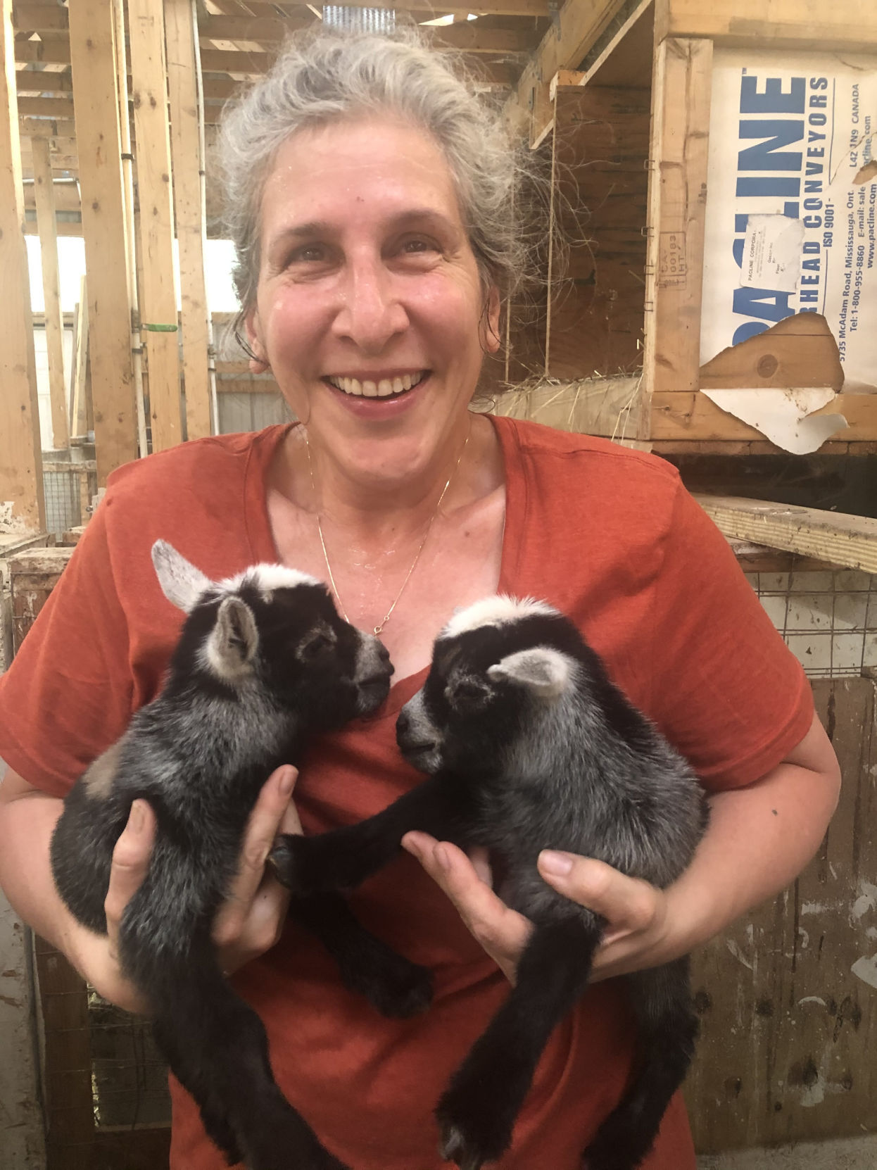 'A great life:' Scott Twp. keeps busy with hobby farm
