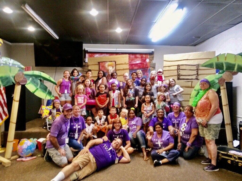 Rescue & Restore's Vacation Bible School
