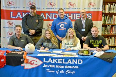 Dual-sport athlete commits to Felician