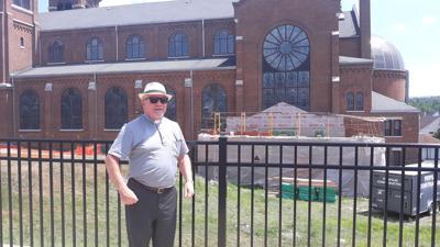 Going Up: Dickson City church undergoing renovations