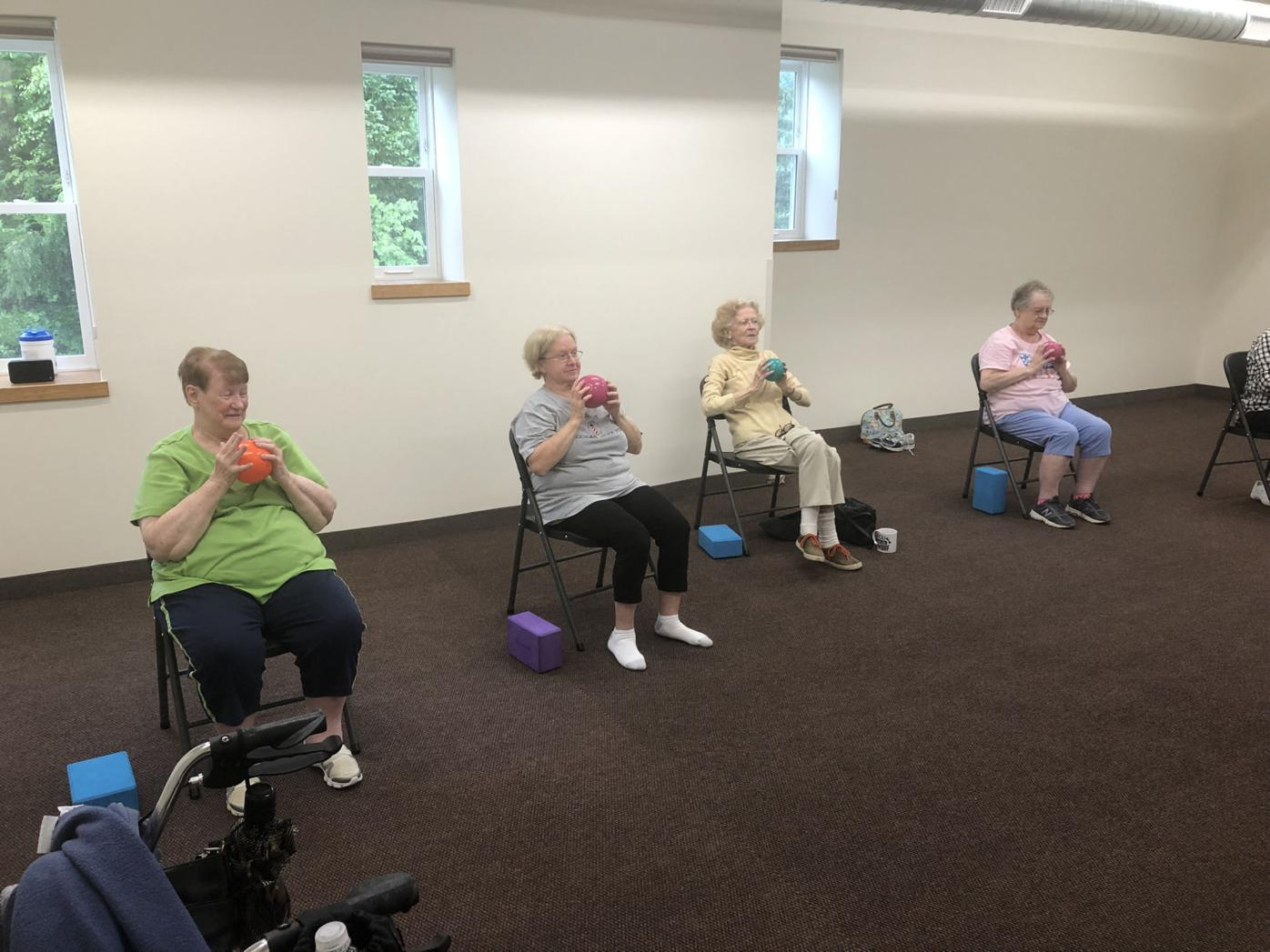 Serving seniors: Carbondale center offers diverse programs for the over-60 set