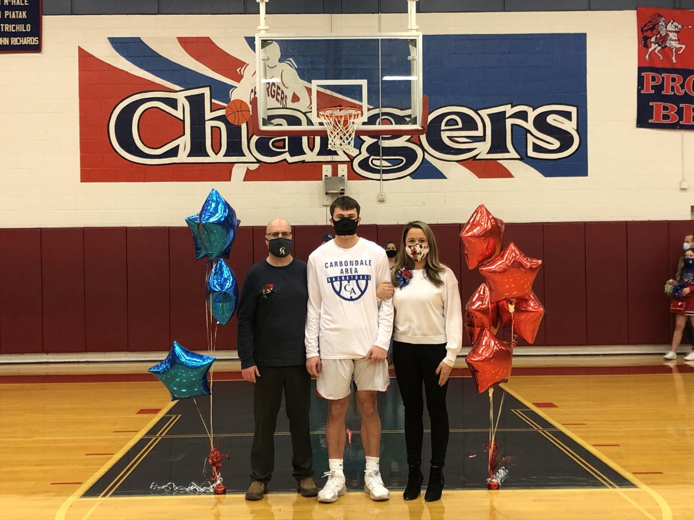 Carbondale Area celebrates senior athletes