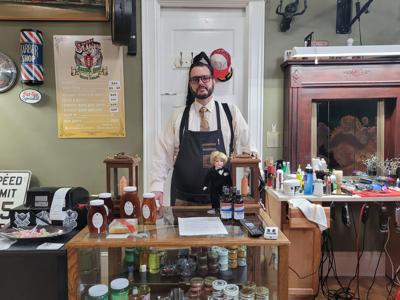 Creative competition: Local barber to judge national contest