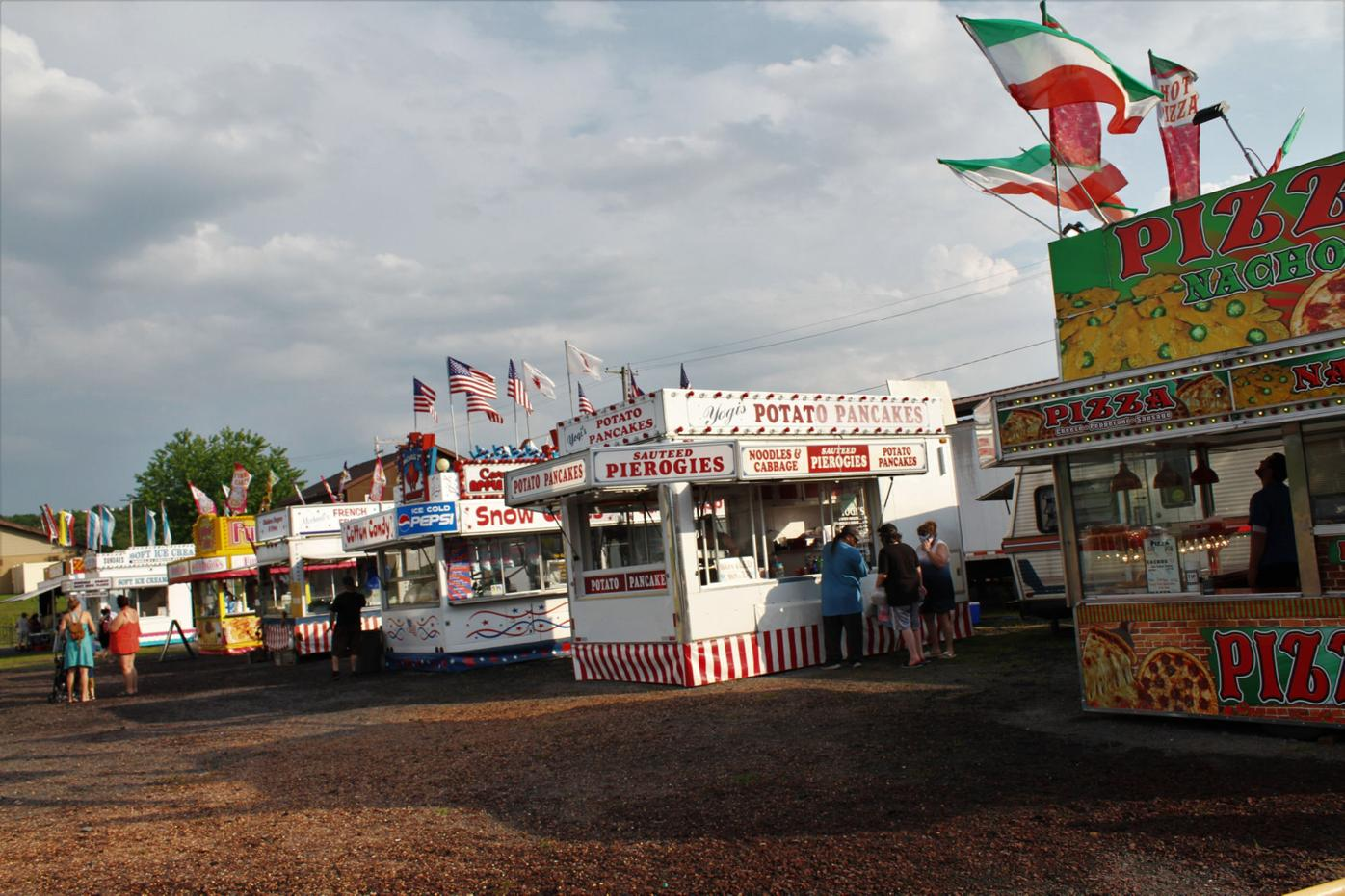 Jessup Hose Co. No. 2 Carnival Grounds
