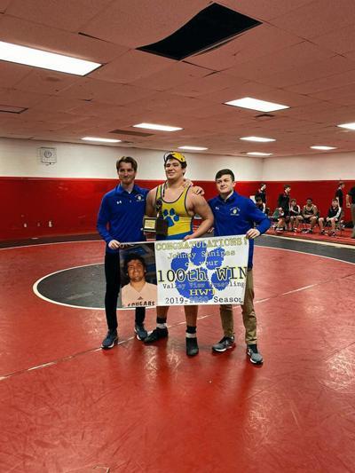 Shnipes reaches 100-win milestone