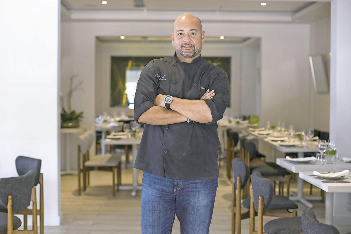 Chef Mario Pagán