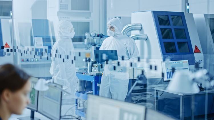 Pharmaceutical, Manufacturing