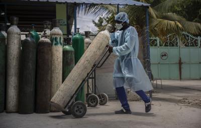 coronavirus Haiti