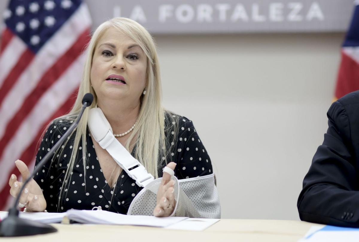 Gov. Wanda Vázquez
