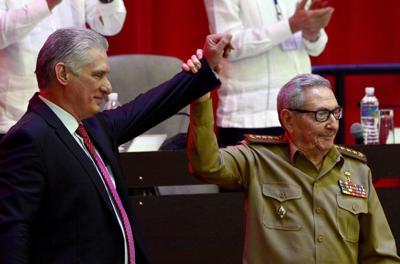 Cuba new leader