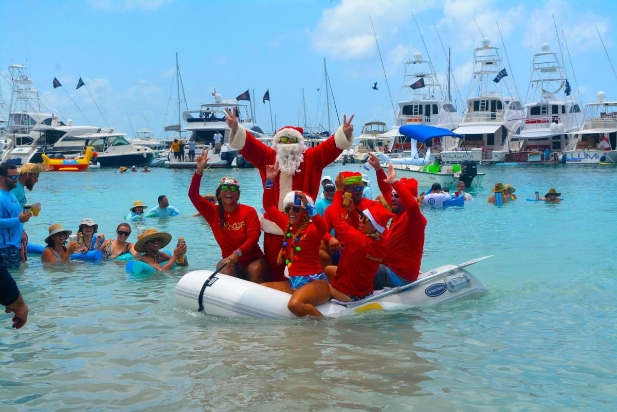 BVI Christmas in July