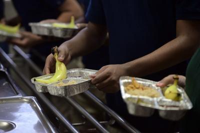 Public school cafeteria