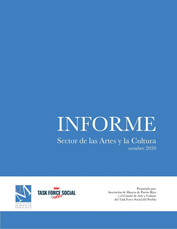 October 2020 Art and Culture Report