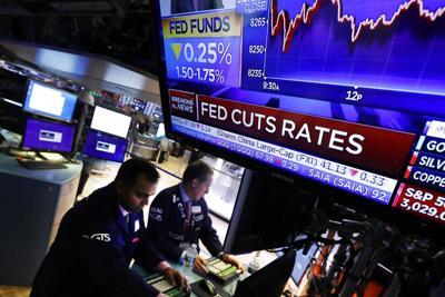 Financial Markets Wall Street Federal Reserve