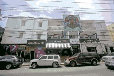 Loíza Street