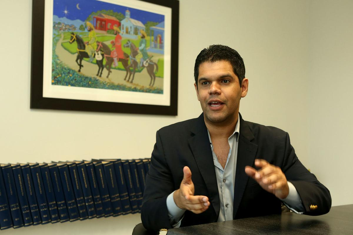 Economist Heriberto Martínez