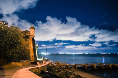 Old San Juan Puerto Rico El Morro