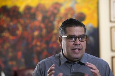 """Rafael """"Tatito"""" Hernández"""