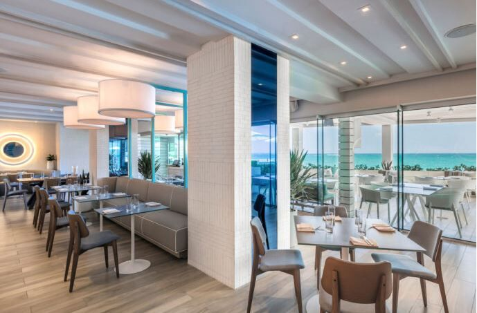 Condado Beach Club's SOCIAL restaurant